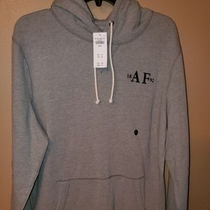 Mens Abercrombie &Fitch Size Large Hoodie NWT